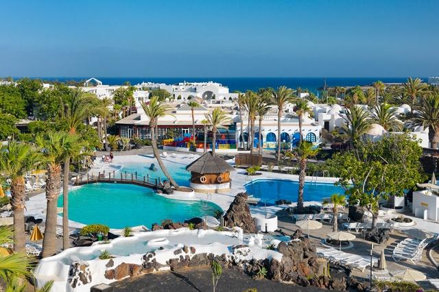 Kanárské ostrovy, Lanzarote,